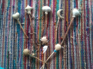 Shamanic Rattle Crafting