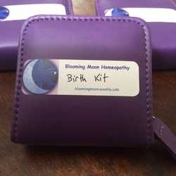Homeopathic Birth Kit