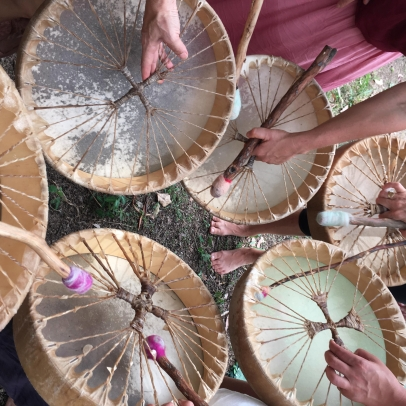 Frame Drum Making
