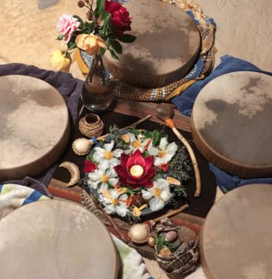 medicine drums